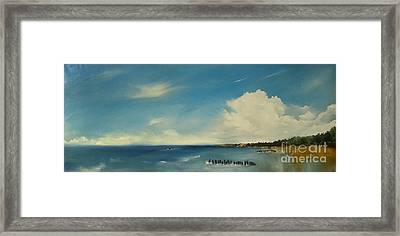 The Great Gig In The Sky Framed Print