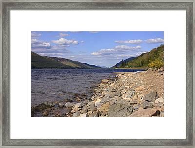 The Great Glen Framed Print