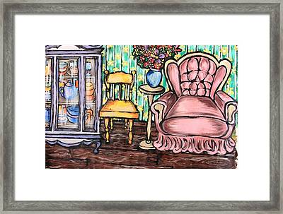 The Great Indoors Framed Print