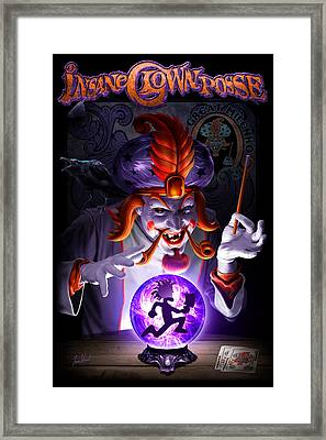 The Great Milenko Dc Framed Print by Tom Wood