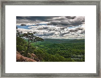 The Great Valley Framed Print