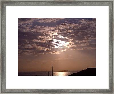 The Greatset Framed Print by Clayton Redden