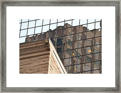 The Guardian Framed Print by Bill Mock