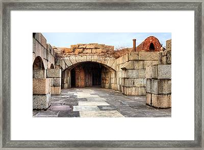 The Guardian  Framed Print by JC Findley