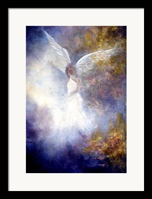 Angel Artwork Framed Prints