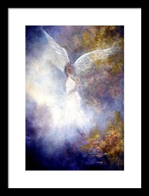 Angel Art Framed Prints