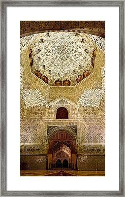 The Hall Of The Arabian Nights 2 Framed Print