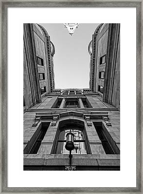 The Hall Framed Print