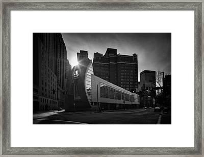 The Hamer  Framed Print