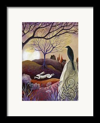 Amanda Clark Framed Prints