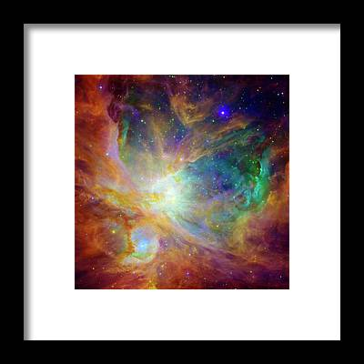 Astronomy Framed Prints