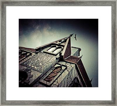 The Haunted House  Framed Print by Eti Reid