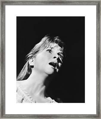 The Haunting, Julie Harris, 1963 Framed Print