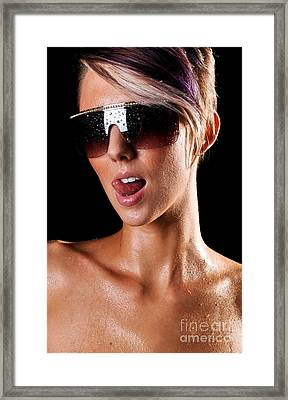 The Heat Is On Framed Print by Jt PhotoDesign
