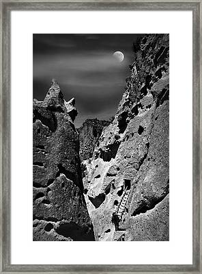 The High Way Framed Print by Diana Angstadt