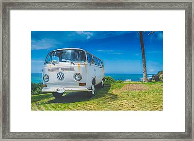 The Hipster Framed Print by Cameron Howard