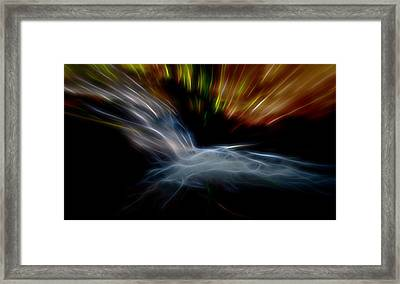 The Holy Spirit Framed Print by Dan Sproul