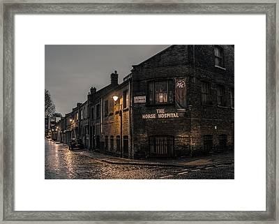 The Horse Hospital Framed Print