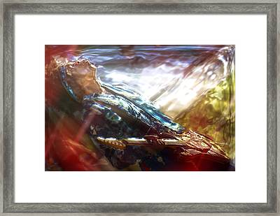 The Howling Framed Print by Frederico Borges