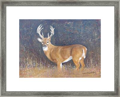 The Hunted Framed Print