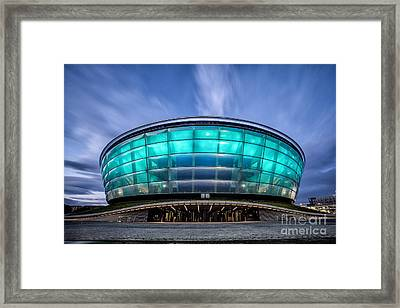 The Hydro Glasgow Framed Print by John Farnan