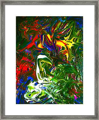 The Ides Of March Framed Print by Douglas G Gordon