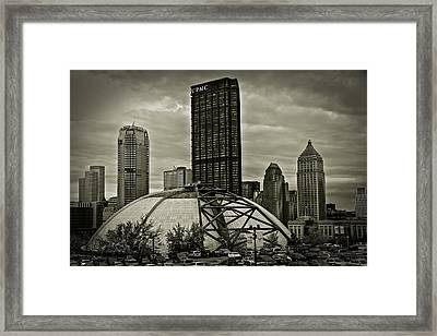 The Igloo Framed Print by John Duffy