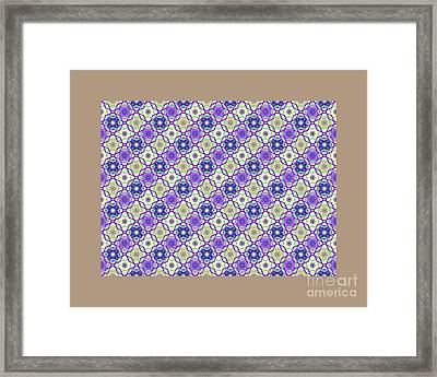 The Imprisoned Splendour Framed Print