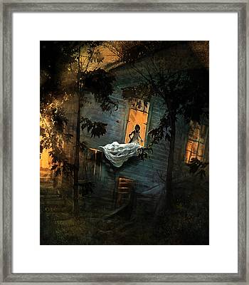 The Indentured  Framed Print by Ethan Harris