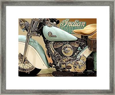 The Indian Framed Print