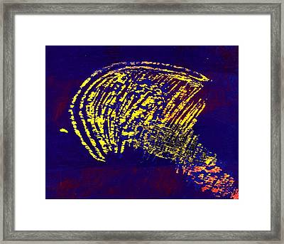 The Intellect Framed Print