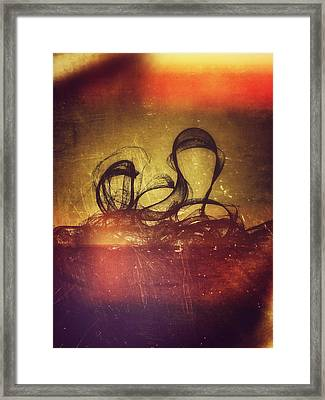 The Invited They Come Framed Print by Guillermo De Llera