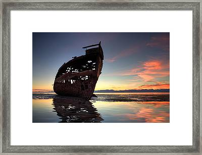 the 'Janie Seddon' Framed Print