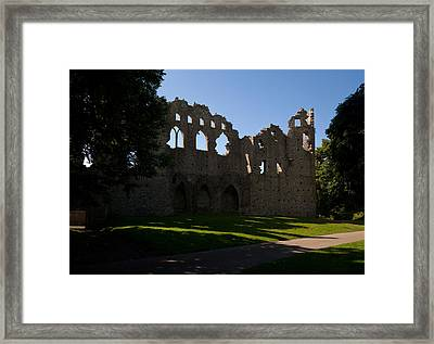 The Jealous Wall Folly, County Framed Print by Panoramic Images