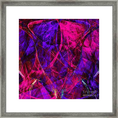 The Jester 20130510v2 Square Framed Print