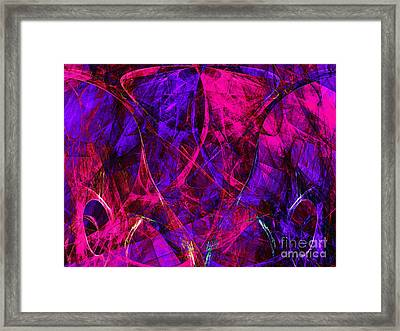 The Jester 20130510v2 Framed Print
