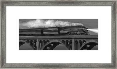 The John Wilks Framed Print by Mike McGlothlen