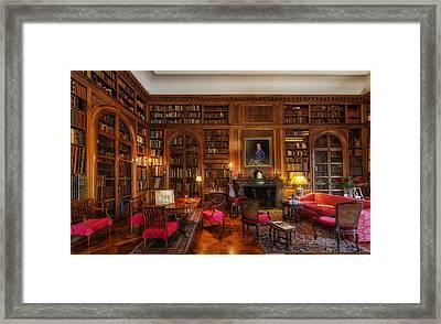 The John Work Garrett Library Framed Print by Mountain Dreams