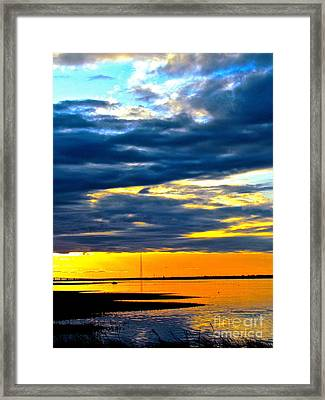 The Journey  Framed Print by Q's House of Art ArtandFinePhotography