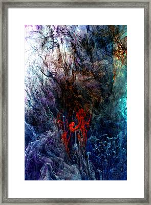 The Journey Framed Print by Petros Yiannakas