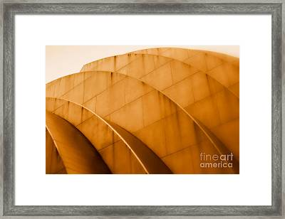 The K Framed Print