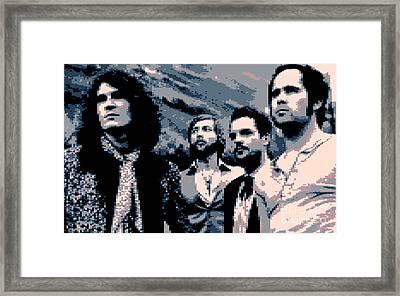 The Killers Framed Print