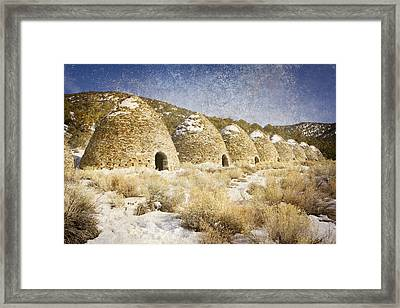 The Kilns Framed Print
