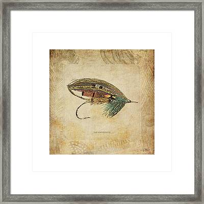 The King Barron Framed Print