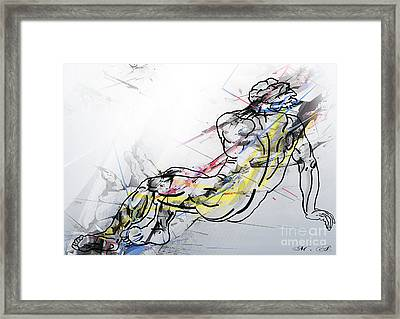 The King David  Framed Print