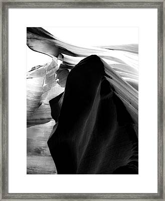 The King Framed Print by Lovejoy Creations