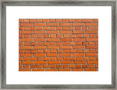 The Kremlin Wall - Featured 2 Framed Print by Alexander Senin