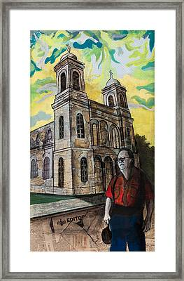 The Lamentations Of Roy Smith Framed Print
