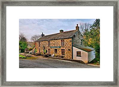The Lamorna Wink Framed Print