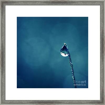 The Lamp Post Framed Print by Aimelle